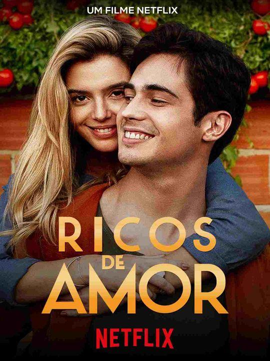 Ricos de Amor : Poster