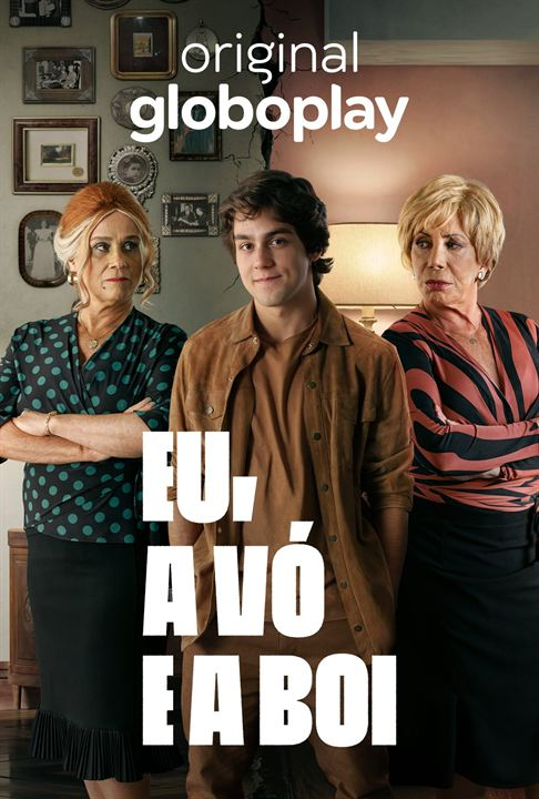 Eu, a Vó e a Boi : Poster