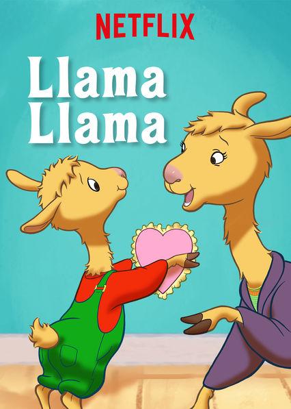Llama Llama : Poster