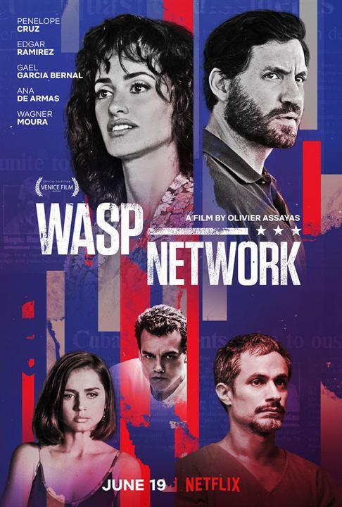 Wasp Network: Rede de Espiões : Poster
