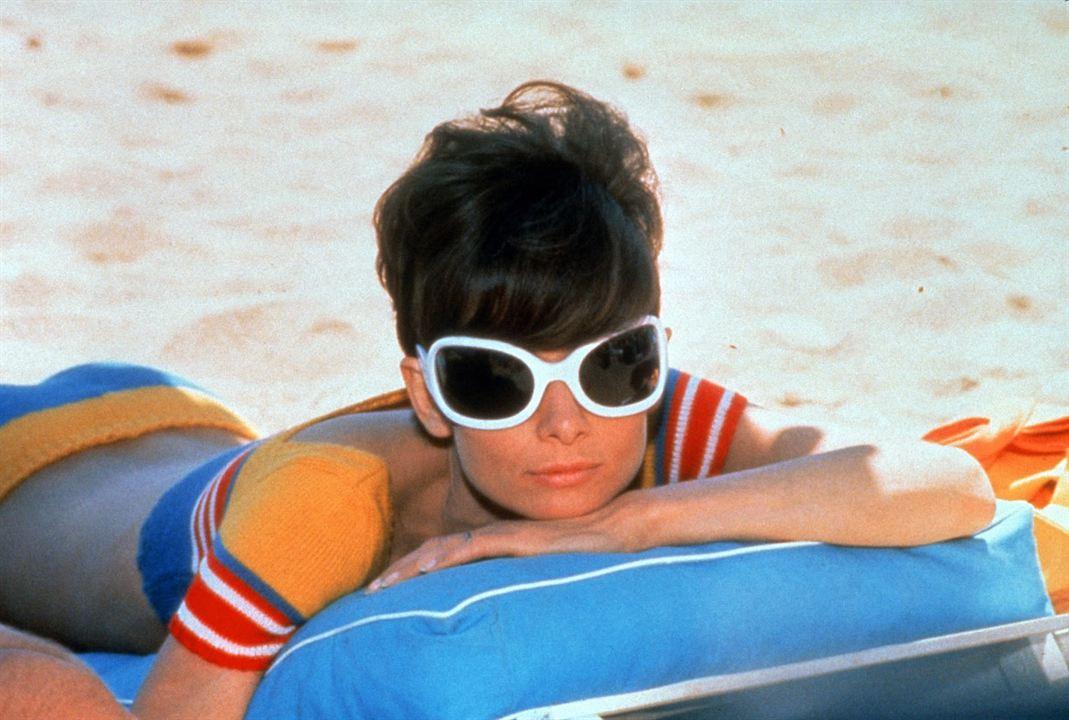 Um Caminho para Dois : Foto Audrey Hepburn