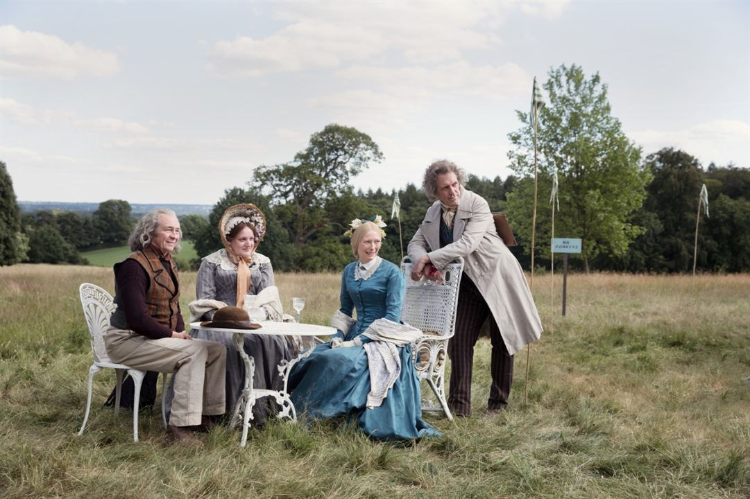 The Personal History Of David Copperfield : Foto Hugh Laurie, Paul Whitehouse, Tilda Swinton