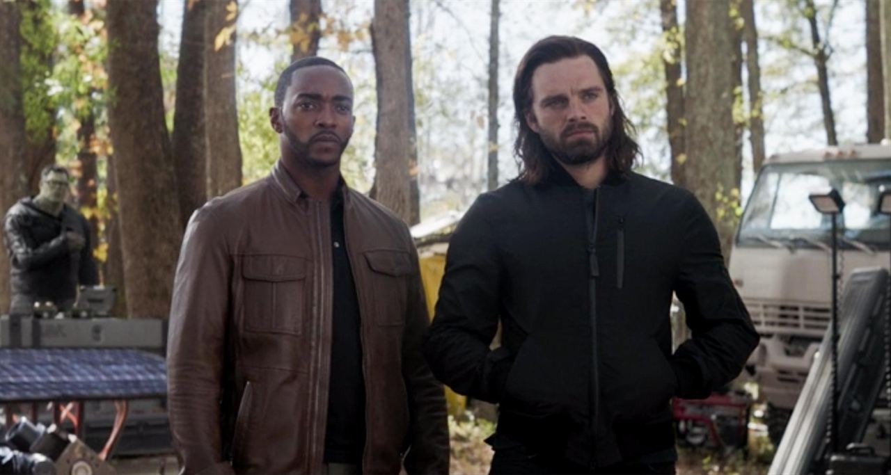 The Falcon and the Winter Soldier : Foto