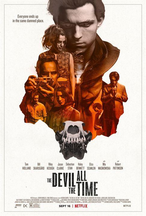 O Diabo de Cada Dia : Poster