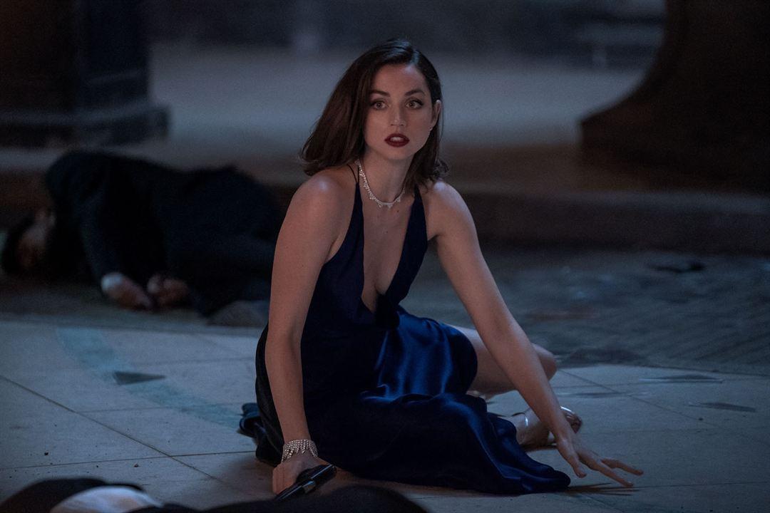 007 - Sem Tempo Para Morrer : Foto Ana de Armas
