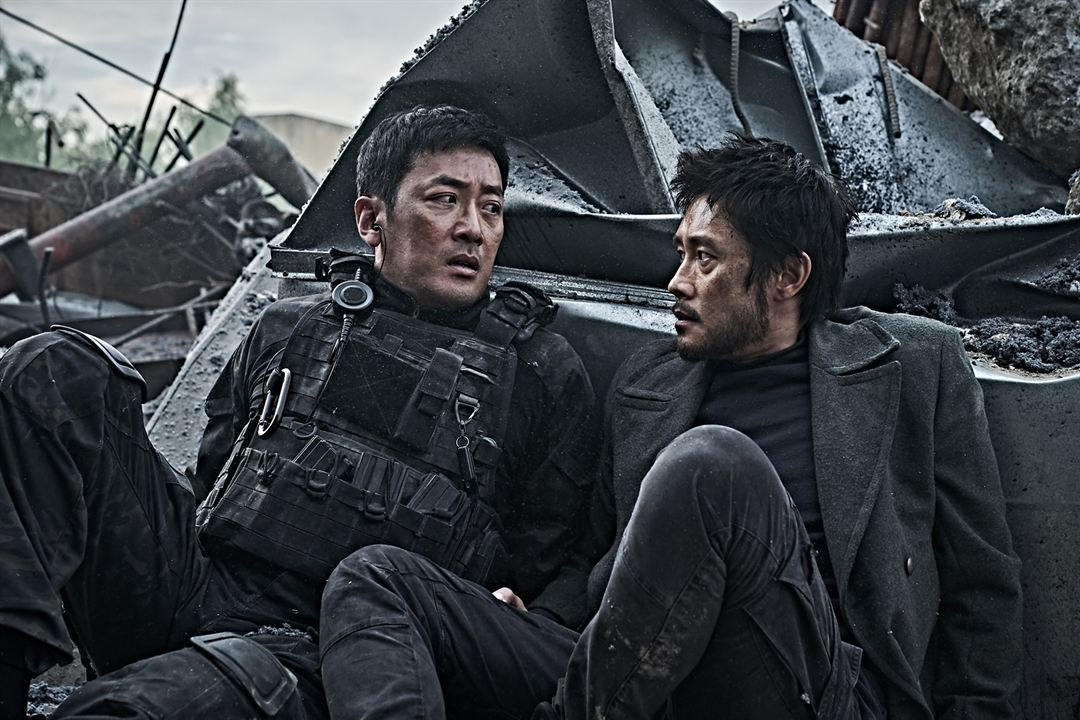 Foto Ha Jung-Woo, Lee Byung-Hun