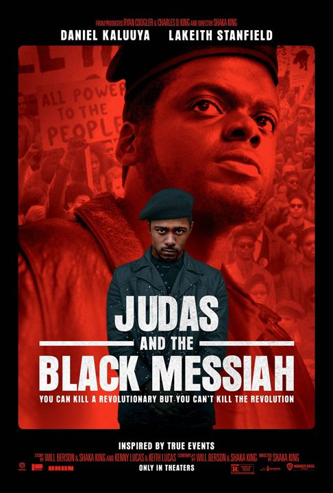 Judas and the Black Messiah : Poster