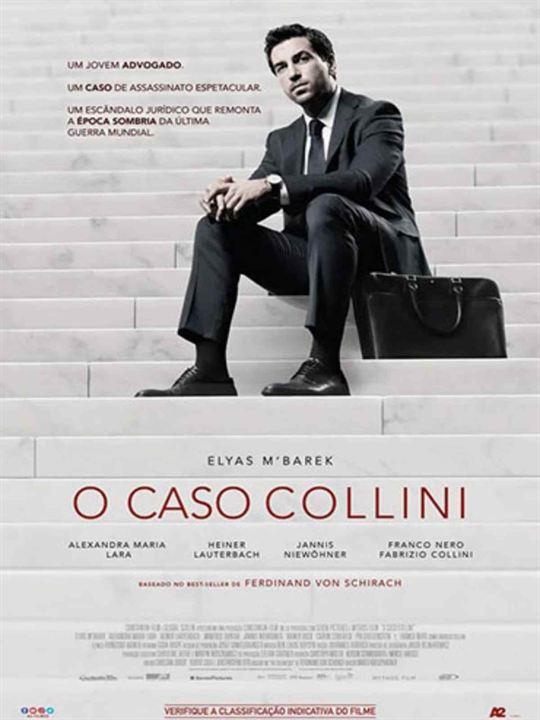 O Caso Collini : Poster