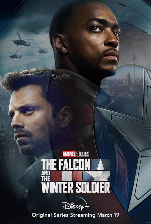 Falcão e o Soldado Invernal : Poster