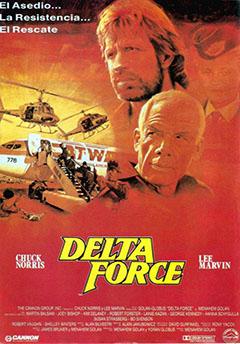 Comando Delta : Poster