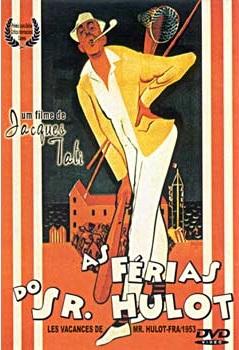 As Férias do Sr. Hulot : Poster