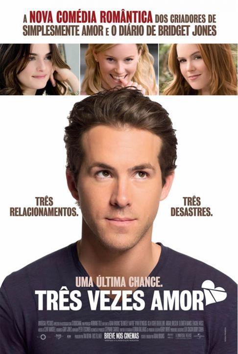 Três Vezes Amor : Poster