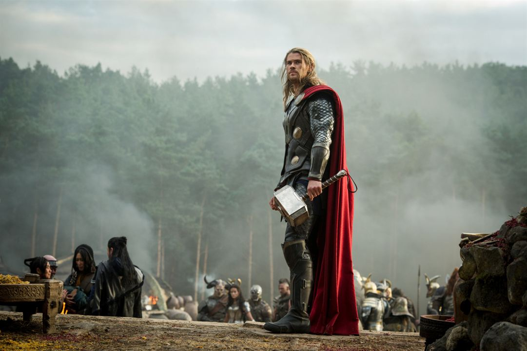 Thor: O Mundo Sombrio : Foto Chris Hemsworth