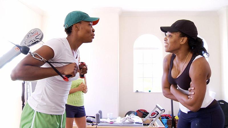 Venus and Serena : Foto
