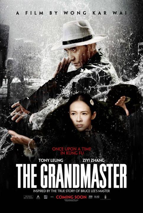 O Grande Mestre : Poster
