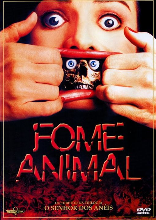 Fome Animal : Poster