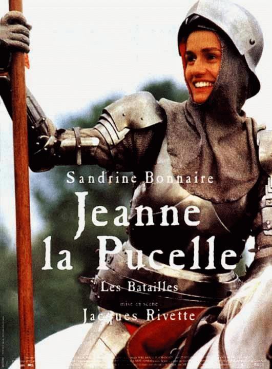 Joana, a Virgem I – As batalhas : Poster