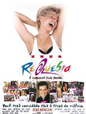 Xuxa Requebra : Poster