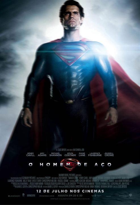 O Homem de Aço : Poster
