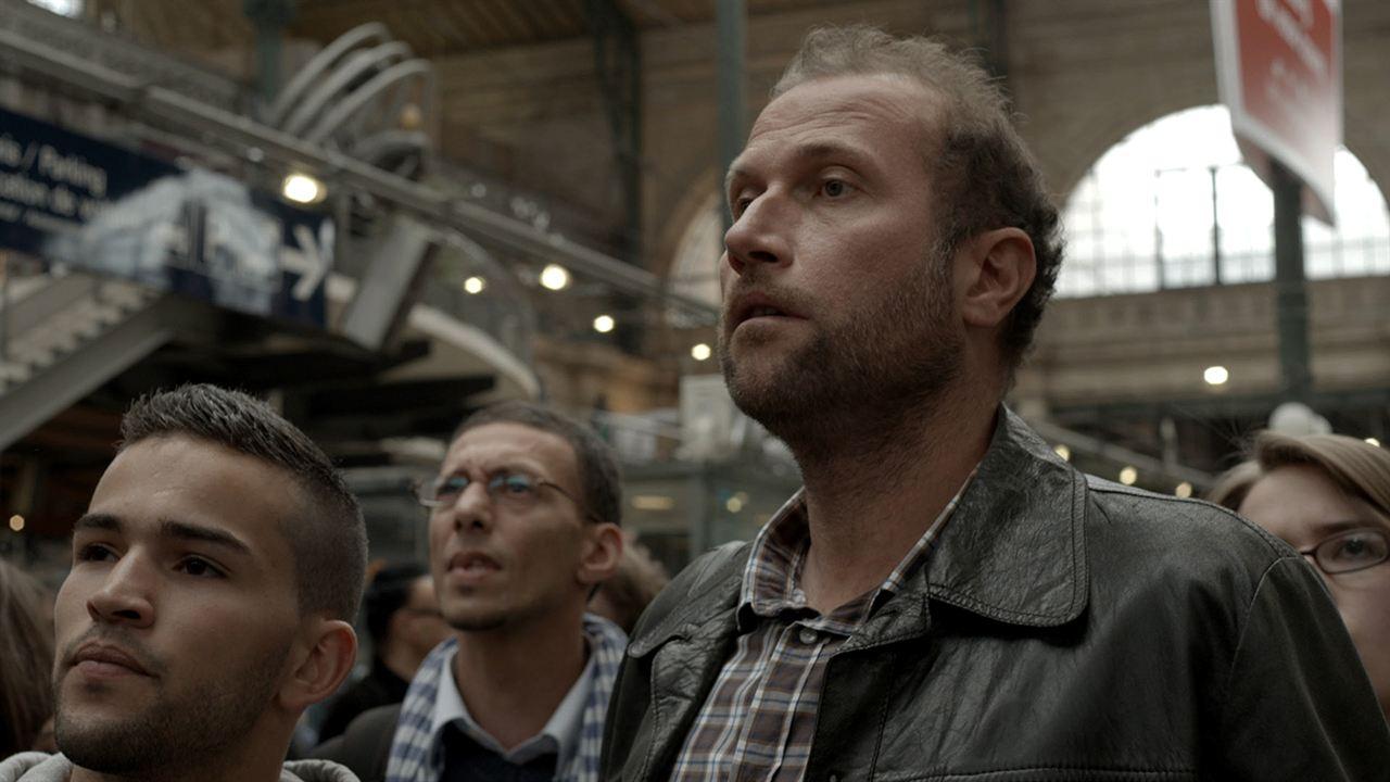 Gare du Nord : Foto François Damiens
