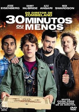 30 Minutos ou Menos : Poster
