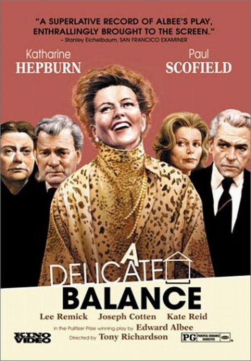 Um Equilíbrio Delicado : Poster