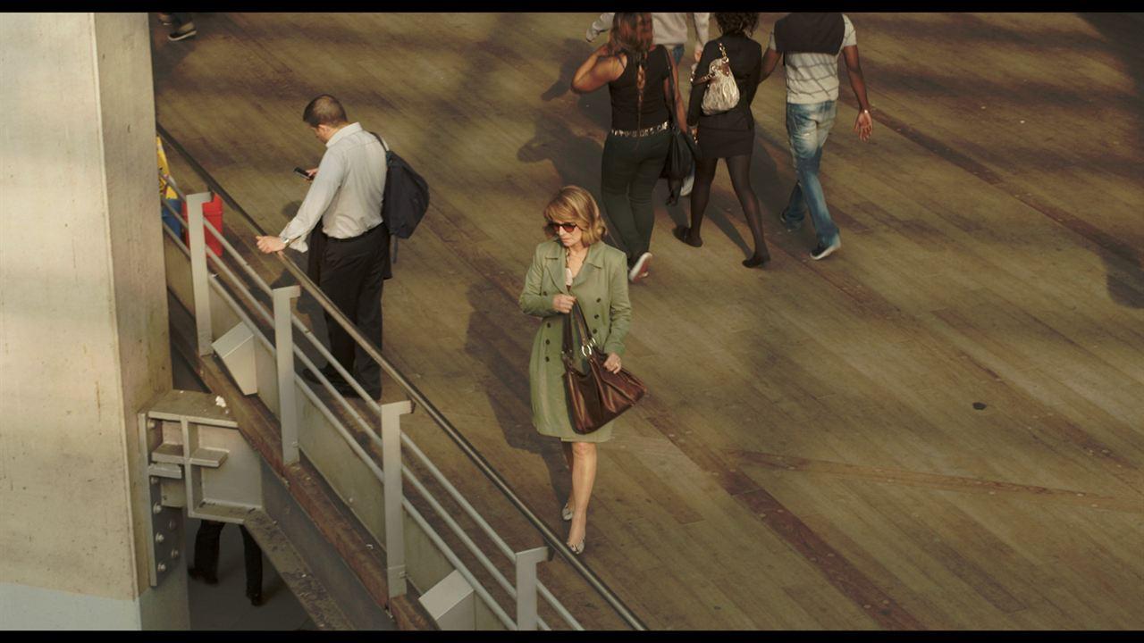Gare du Nord : Foto Nicole Garcia