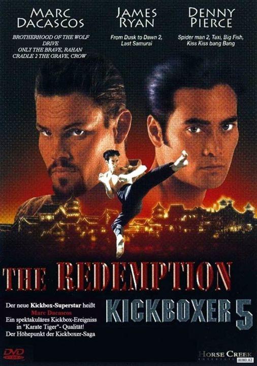 Kickboxer 5 – O Desafio Final 360p[DVD]Dublado
