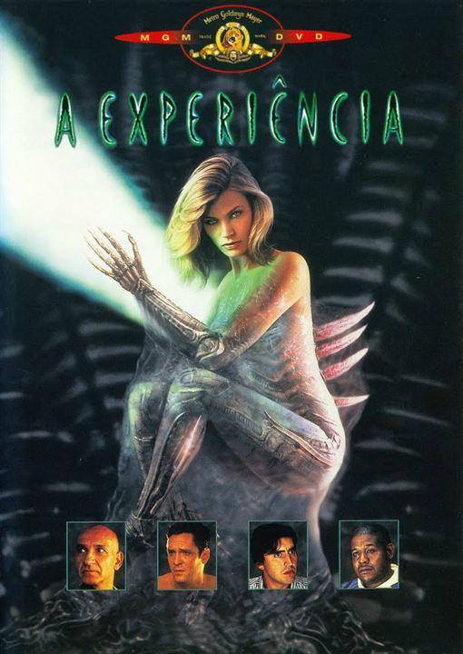 A Experiência : Poster