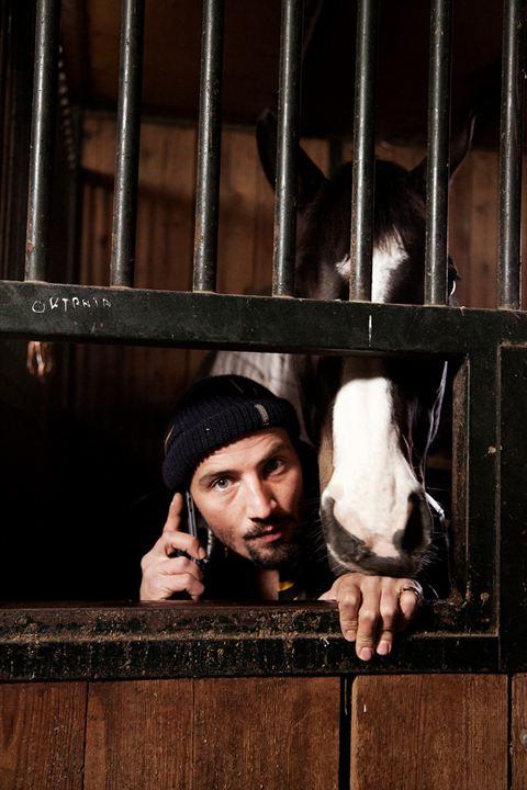 Das Pferd auf dem Balkon : Photo Murathan Muslu