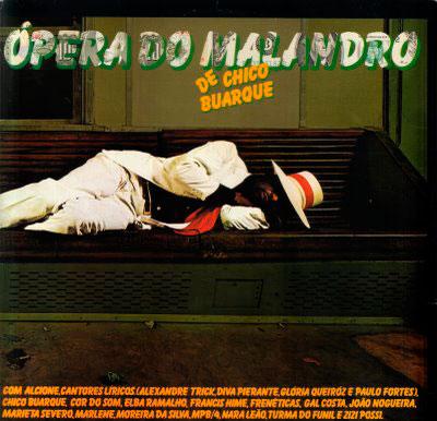 Ópera do Malandro : Poster