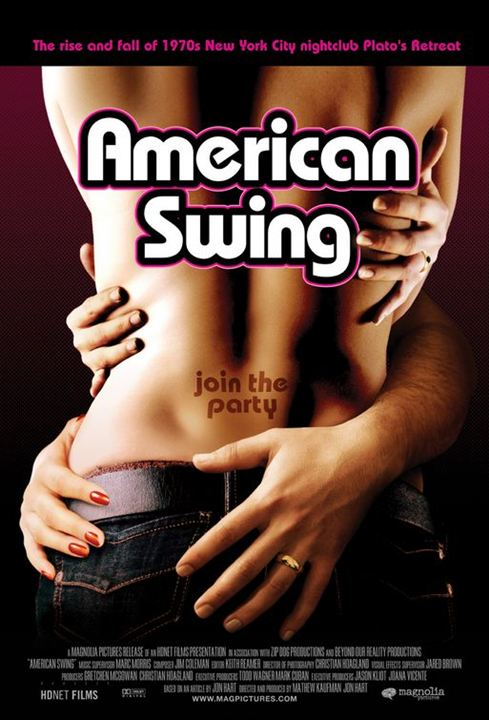 American Swing : Poster