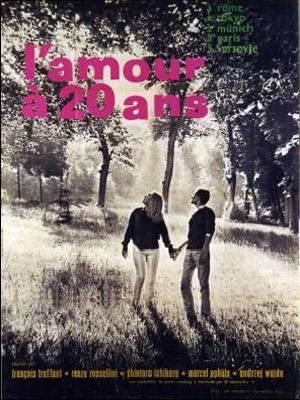 O Amor aos 20 Anos : Poster