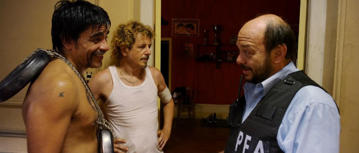 Diablo : Foto Juan Palomino, Luis Ziembrowski, Sergio Boris