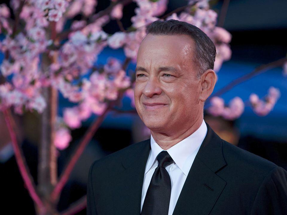 Walt nos Bastidores de Mary Poppins : Vignette (magazine) Tom Hanks