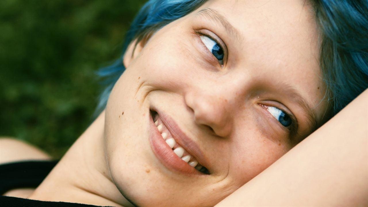 Azul é a Cor Mais Quente : Foto Léa Seydoux