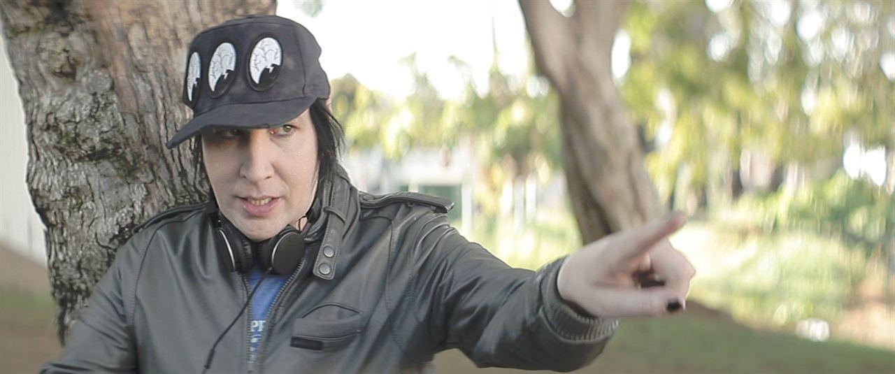 Wrong Cops - Os Maus Policiais : Foto Marilyn Manson