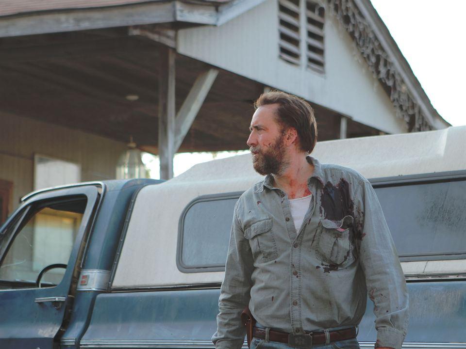 Joe : Foto Nicolas Cage