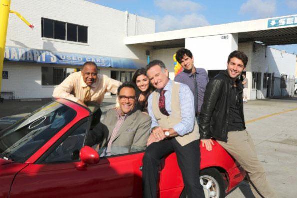 Foto Amanda Setton, Brad Garrett, Hamish Linklater, James Wolk, Robin Williams