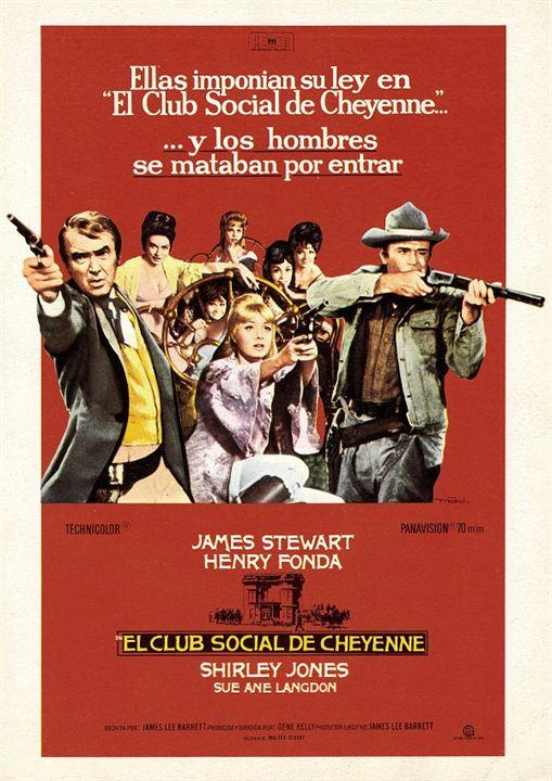 Cheyenne : Poster