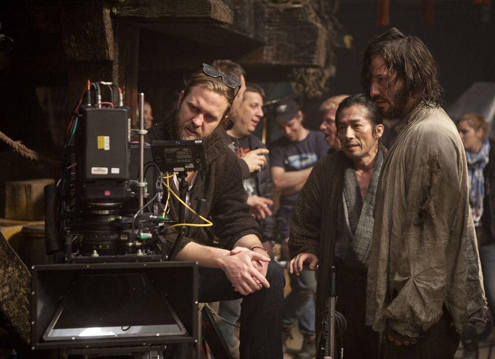 47 Ronins : Foto Carl Rinsch, Hiroyuki Sanada, Keanu Reeves