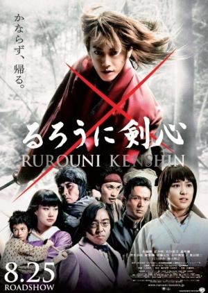 Samurai X : Poster