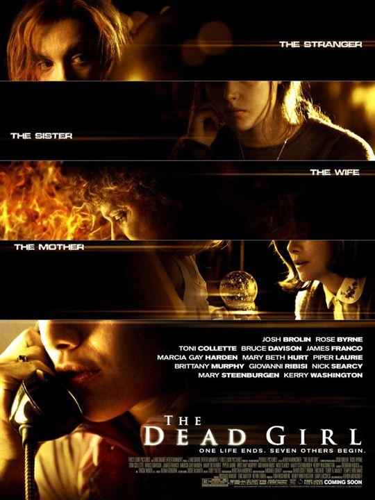 A Garota Morta : Poster