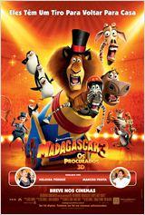 Madagascar 3 - Os Procurados
