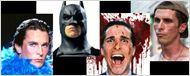 As transformações de Christian Bale