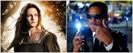 Bilheterias Brasil: Com diferença mínima, Homens de Preto 3 supera Branca de Neve e o Caçador