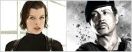 Bilheterias Brasil: Milla Jovovich mais forte que Stallone e Schwarzenegger
