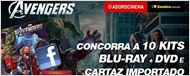 Promo&#231;&#227;o sorteia Blu-Ray+DVD e cartaz de Os Vingadores - The Avengers