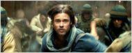 Novo cartaz e primeiras imagens de filme com Brad Pitt enfrentando zumbis