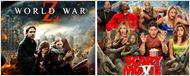 Guerra Mundial Z e Todo Mundo em Pânico 5 são as principais estreias da semana
